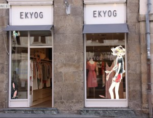 Ekyog the windows