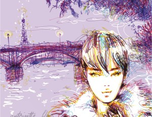 Paris Antoinette-Fleur