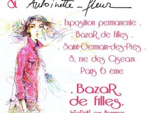 Expo Dessins Antoinette-Fleur