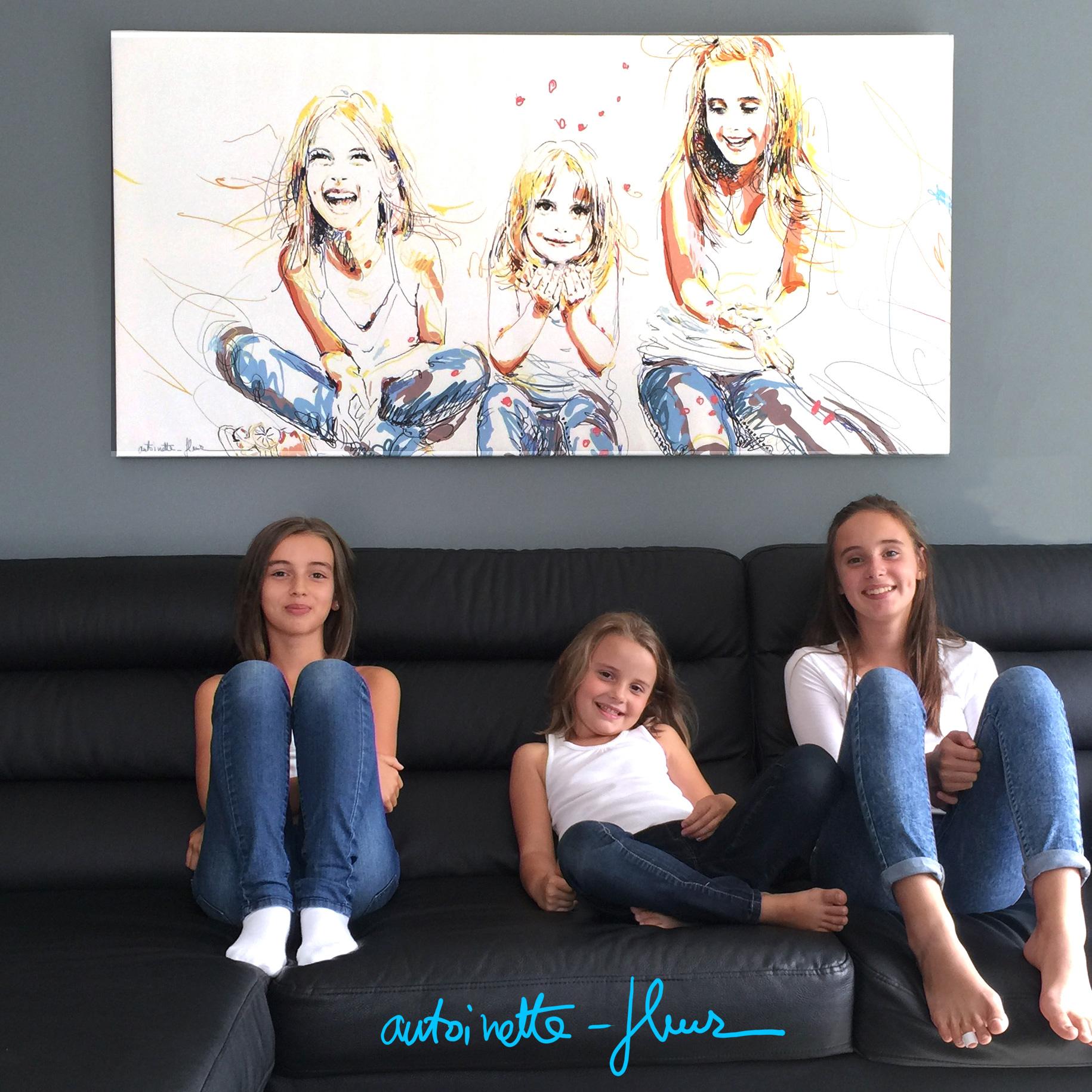portraitantoinette-fleur-3filles-w